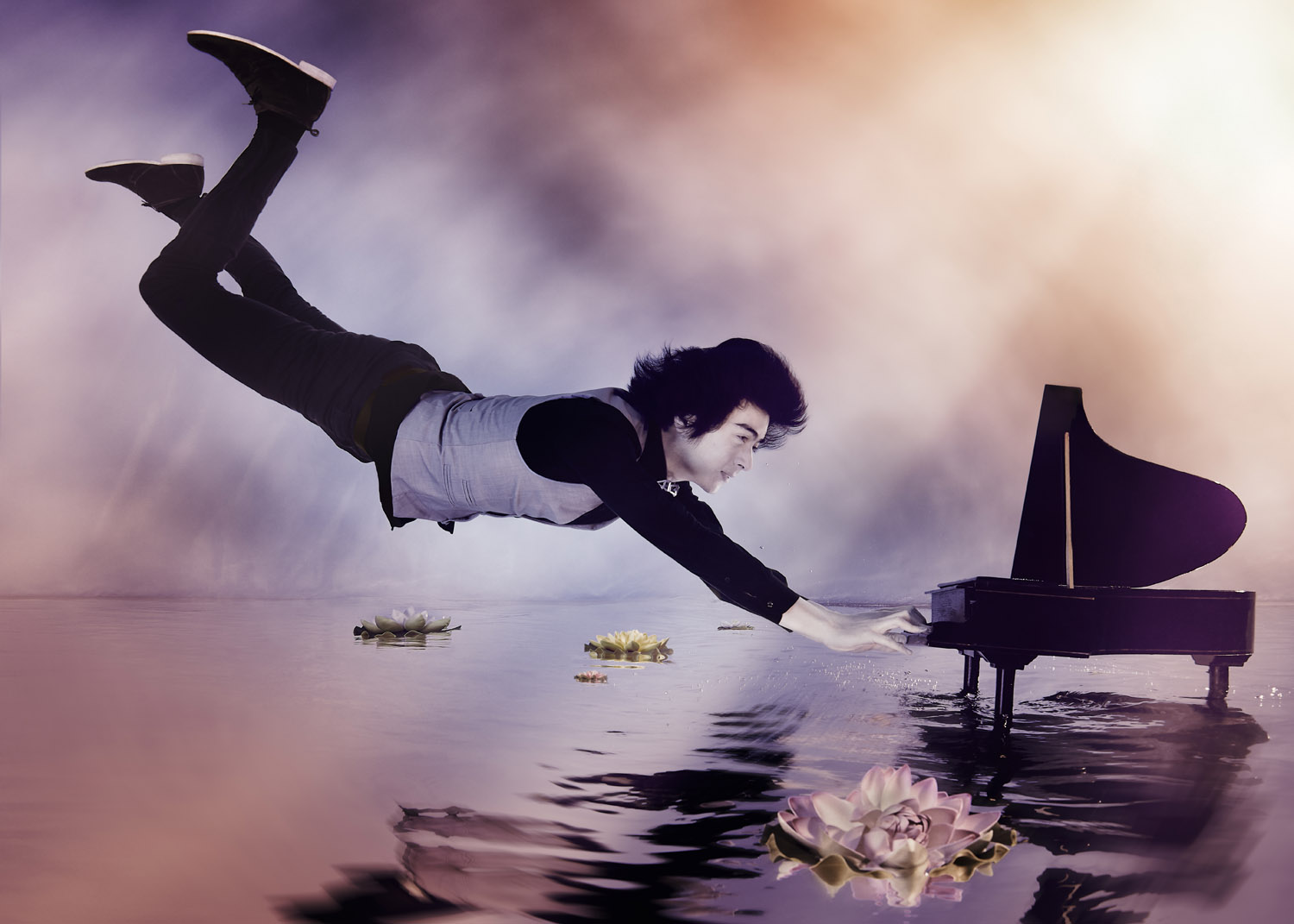 Commercial Fashion - Harry Fayt - Underwater Photographer