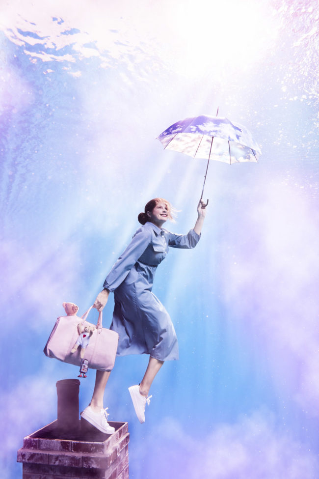 Sara De Paduwa en Mary Poppins